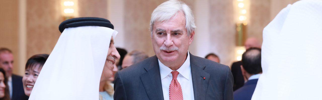 Réunion CCE à Bahreïn 180