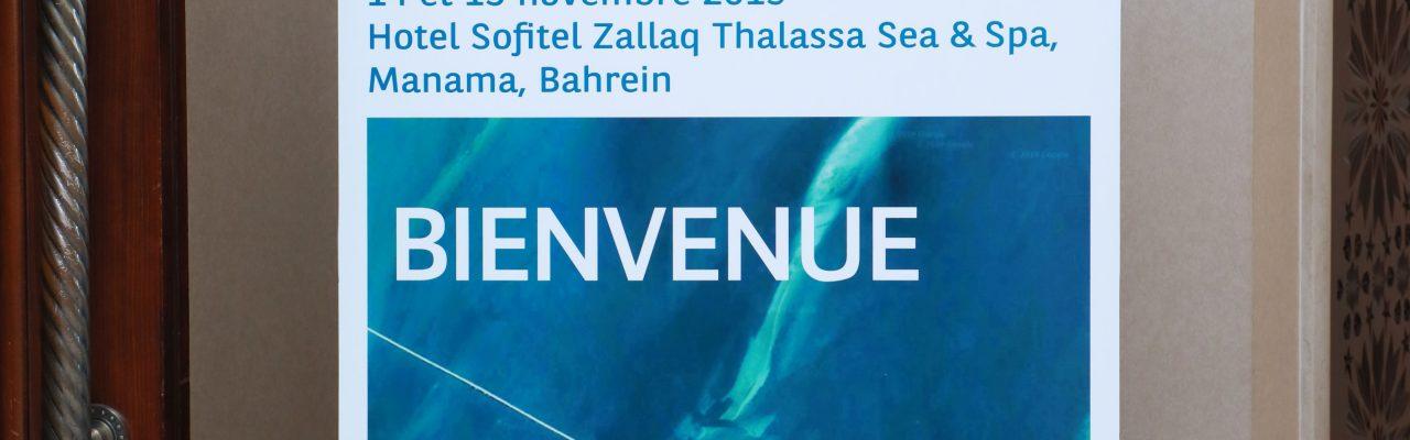 Réunion CCE à Bahreïn 48