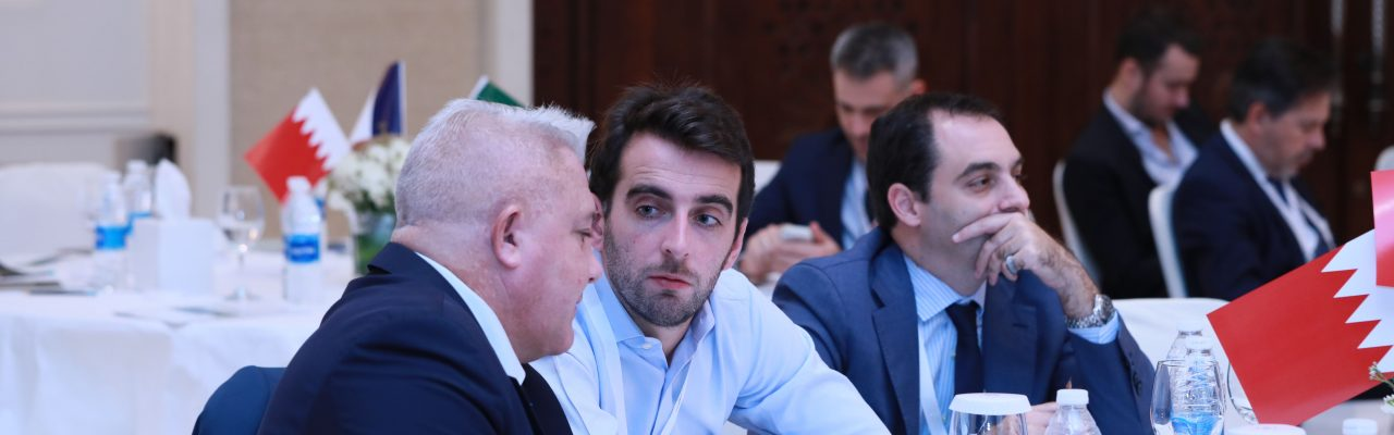 French Trade Advisors Regional Meeting in Bahrain 131