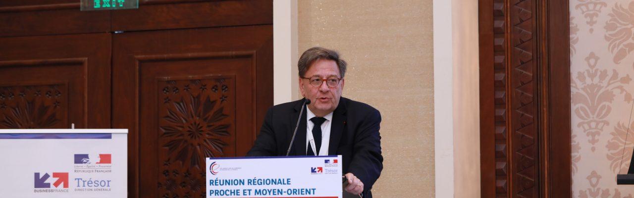 French Trade Advisors Regional Meeting in Bahrain 142