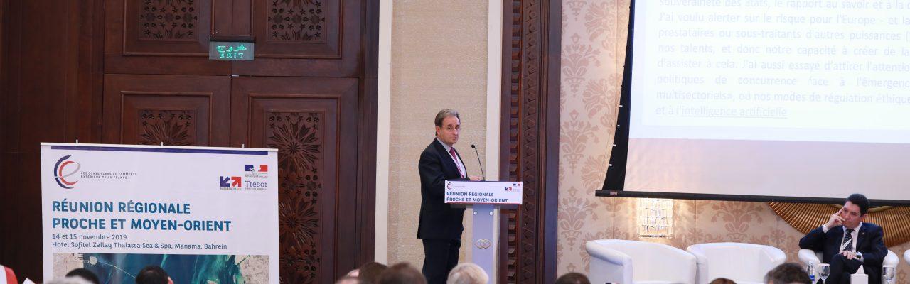 French Trade Advisors Regional Meeting in Bahrain 146