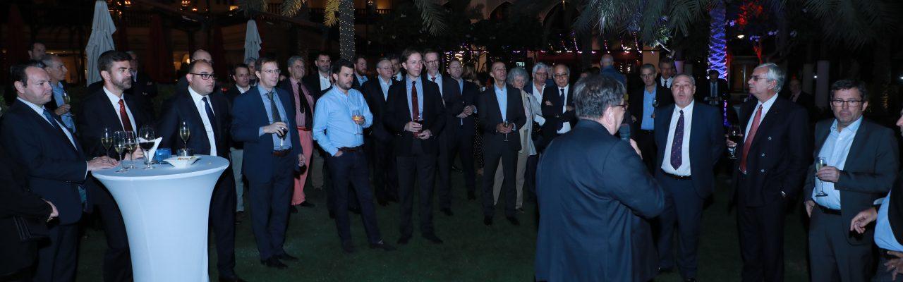 French Trade Advisors Regional Meeting in Bahrain 21