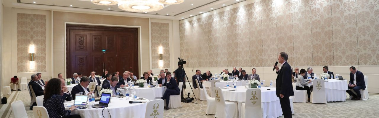 French Trade Advisors Regional Meeting in Bahrain 242