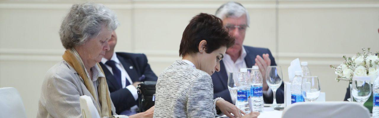 French Trade Advisors Regional Meeting in Bahrain 275