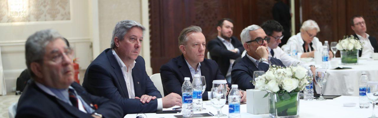 French Trade Advisors Regional Meeting in Bahrain 285