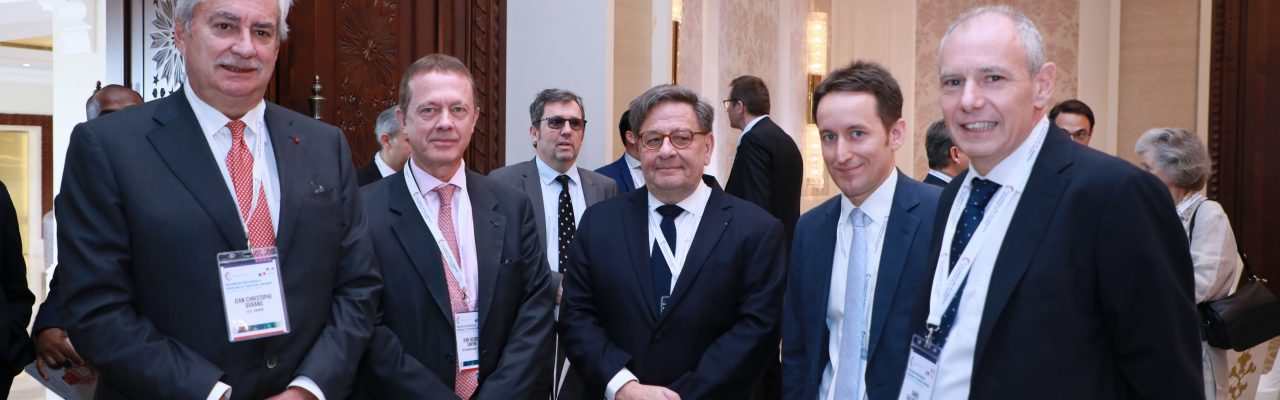 French Trade Advisors Regional Meeting in Bahrain 48
