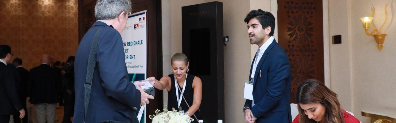 French Trade Advisors Regional Meeting in Bahrain 61
