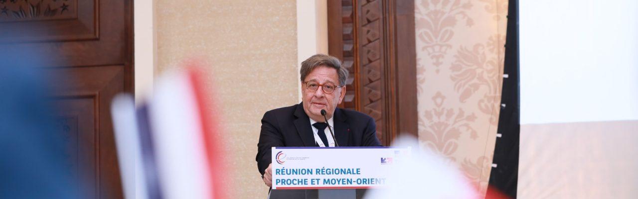 French Trade Advisors Regional Meeting in Bahrain 65