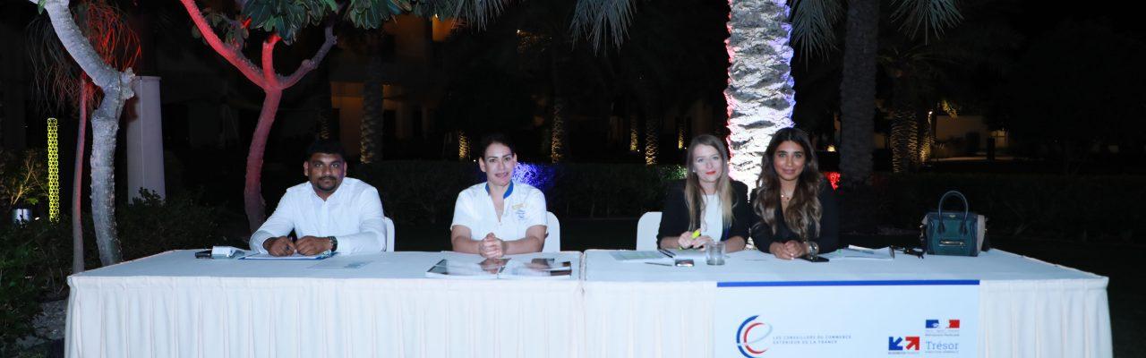 French Trade Advisors Regional Meeting in Bahrain 6