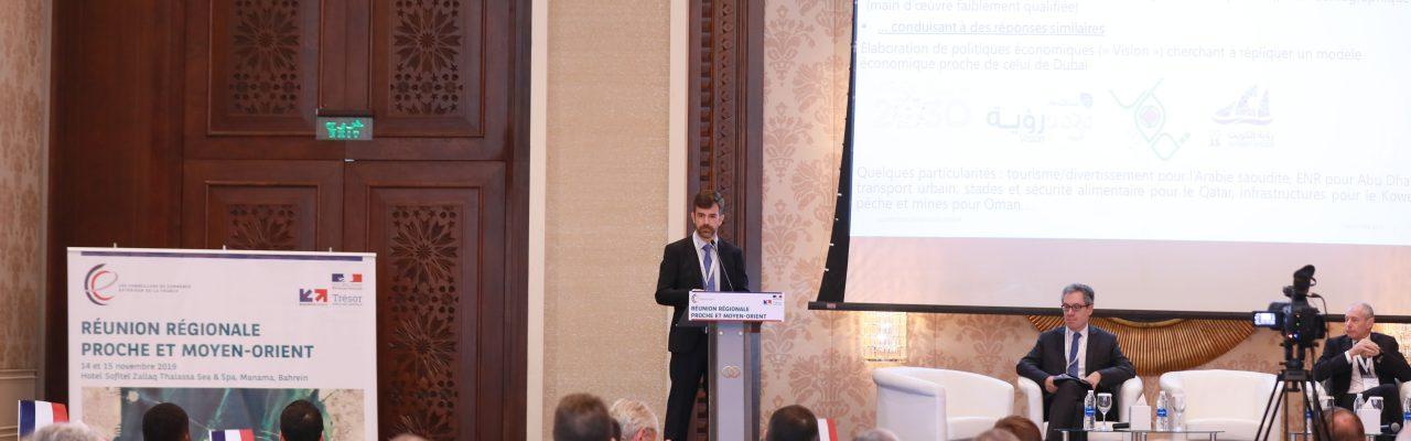 French Trade Advisors Regional Meeting in Bahrain 88