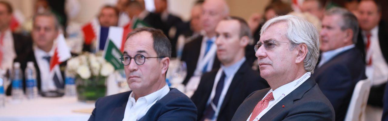 French Trade Advisors Regional Meeting in Bahrain 91