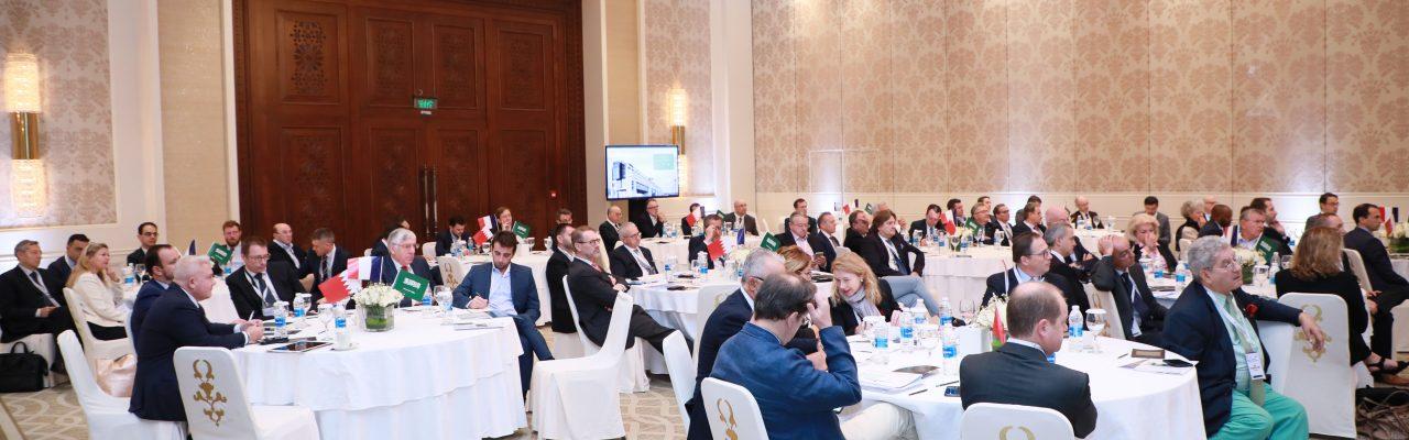 French Trade Advisors Regional Meeting in Bahrain 93